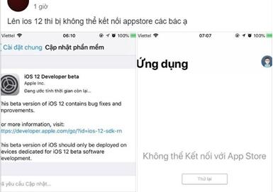 Apple cập nhật iOS 12, hỗ trợ cả  iPhone 5s, nhưng đừng cập nhật vội
