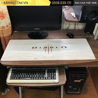 Kayan - Lót chuột cỡ lớn Diablo 80x30x0.3