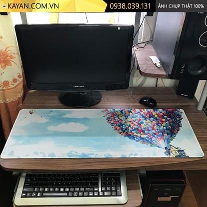 Kayan - Lót chuột cỡ lớn Up - Vút bay 80x30x0.3