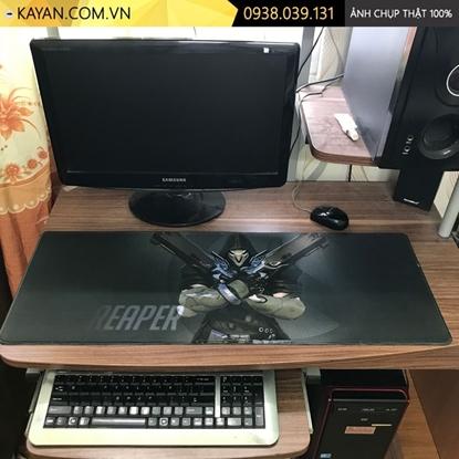 Kayan - Lót chuột cỡ lớn Over Watch 80x30x0.3