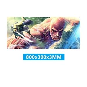 Hình ảnh nhóm sản phẩm Lót chuột cỡ lớn Attack on Titan - Tấn công người khổng lồ