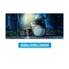 Kayan - Lót chuột cỡ lớn Totoro 80x30x0.3