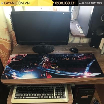 Kayan - Lót chuột cỡ lớn Guilty Crown Quyền Năng 80x30x0.3