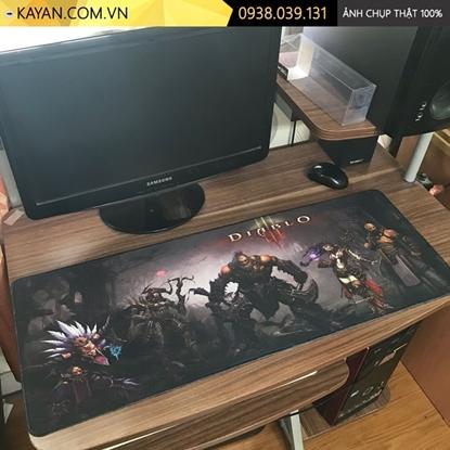 Kayan - Lót chuột game cỡ lớn Diablo 80x30x0.3