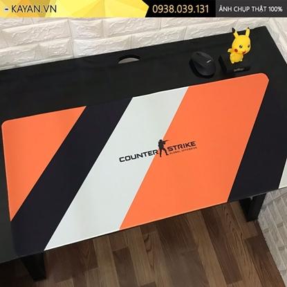 Kayan - Lót chuột cỡ lớn 90x40 Counter Strike mẫu 1