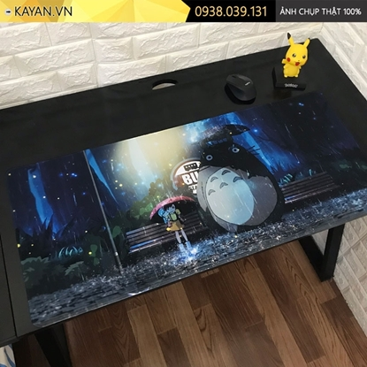 Kayan - Lót chuột cỡ lớn 90x40 Totoro mẫu 8