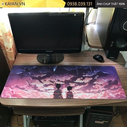 Kayan - Lót chuột cỡ lớn Your Name 80x30x0.3