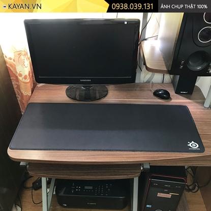 Kayan - Lót chuột cỡ lớn Đen 80x30x0.3