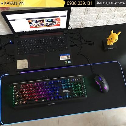 Kayan - Lót chuột LED RGB 7 màu 80x30x0.4 CM
