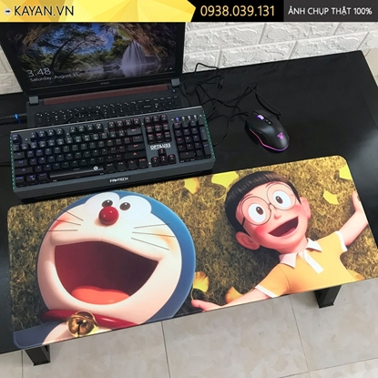 Kayan - Lót chuột cỡ lớn Doraemon 80x30x0.3