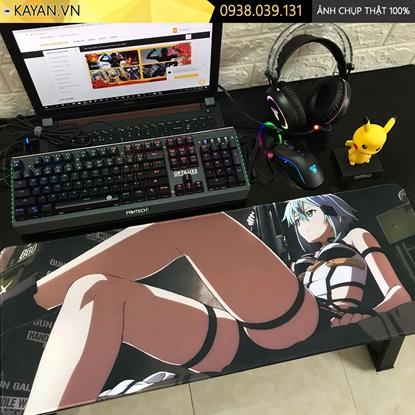 Kayan - Lót chuột cỡ lớn Sword Art Online - Đao Kiếm Thần Vực 80x30x0.3