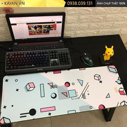 Kayan - Lót chuột cỡ lớn cute - dễ thương - dành cho bạn gái 80x30x0.3