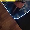 Kayan - Lót chuột cỡ lớn Liên Minh Huyền Thoại mẫu 11 - LED RGB - size 80x30x0.4cm