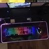 Lót chuột cỡ lớn ROG mẫu 1 - LED RGB - size 80x30x0.4cm - sao chép - sao chép - sao chép