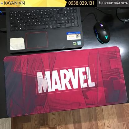 Kayan - Lót chuột cỡ lớn Avengers 60x30x0.3