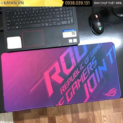 Kayan - Lót chuột cỡ lớn ROG 60x30x0.3