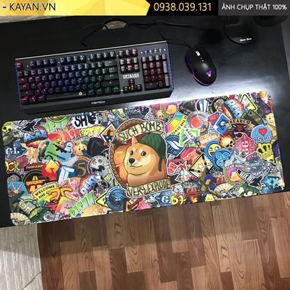 Kayan - Lót chuột cỡ lớn Counter Strike 80x30x0.3
