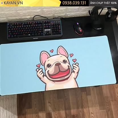 Kayan - Lót chuột cỡ lớn Cute - dễ thương - 90x40x0.3cm