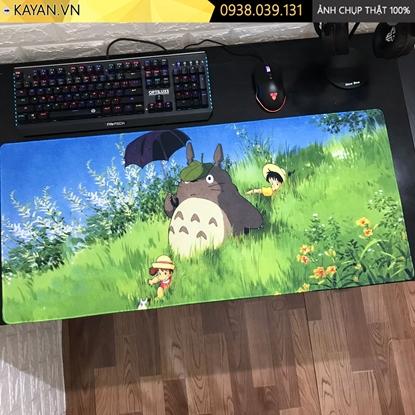 Kayan - Lót chuột cỡ lớn Totoro - 90x40x0.3cm