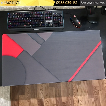 Kayan - Lót chuột cỡ lớn Thiết kế phẳng - Flat Design 80x40x0.3