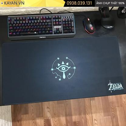 Kayan - lót chuột cỡ lớn The Legend of Zelda: Breath of the Wild - 80x40x0.3cm