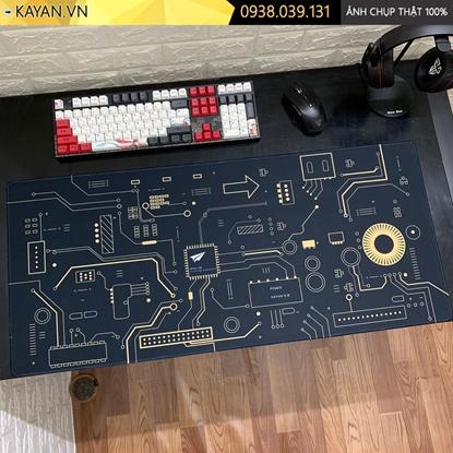 Kayan - Lót chuột cỡ lớn Bo mạch chủ CPU 90x40x0.3
