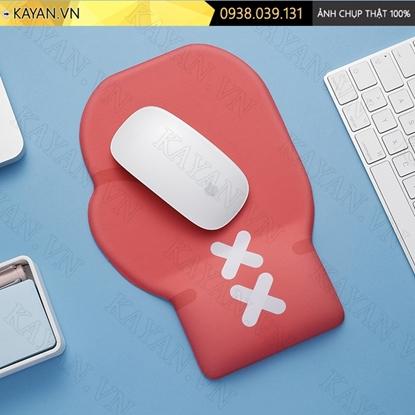 Kayan - Lót chuột 3D đệm silicon Găng tay boxing