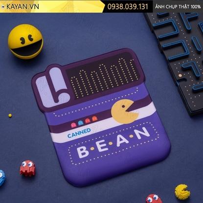 Kayan - Lót chuột 3D đệm silicon Pacman