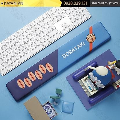 Kayan - Kê tay bàn phím đệm silicon Dorayaki