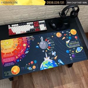 Hình ảnh nhóm sản phẩm Lót chuột cỡ lớn Universe - Vũ trụ