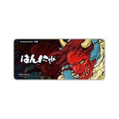 Kayan - Lót chuột cỡ lớn Hannya Oni 90x40x0.4 cm